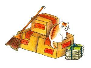 猫の移動も依頼できる引越し屋さん4社